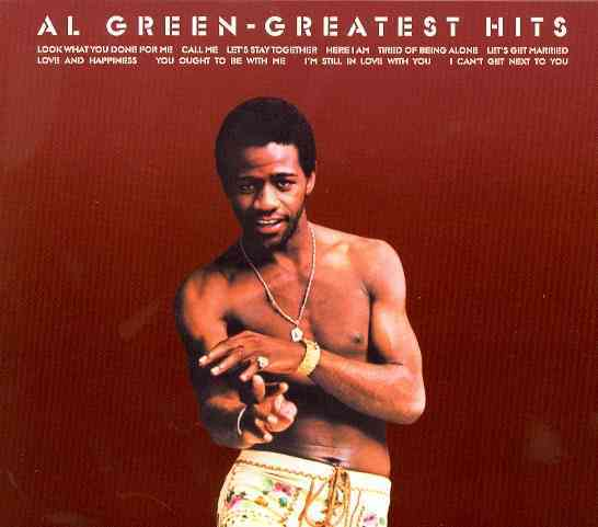 GREATEST HITS BY GREEN,AL (CD)